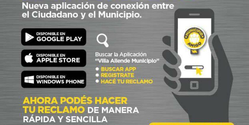 En Villa Allende ya se puede reclamar por celular y pc – Info ...